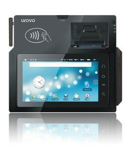 優博訊工業級移動智能POS平板終端i9300系列 1