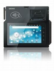 優博訊工業級移動智能POS平板終端i9300系列