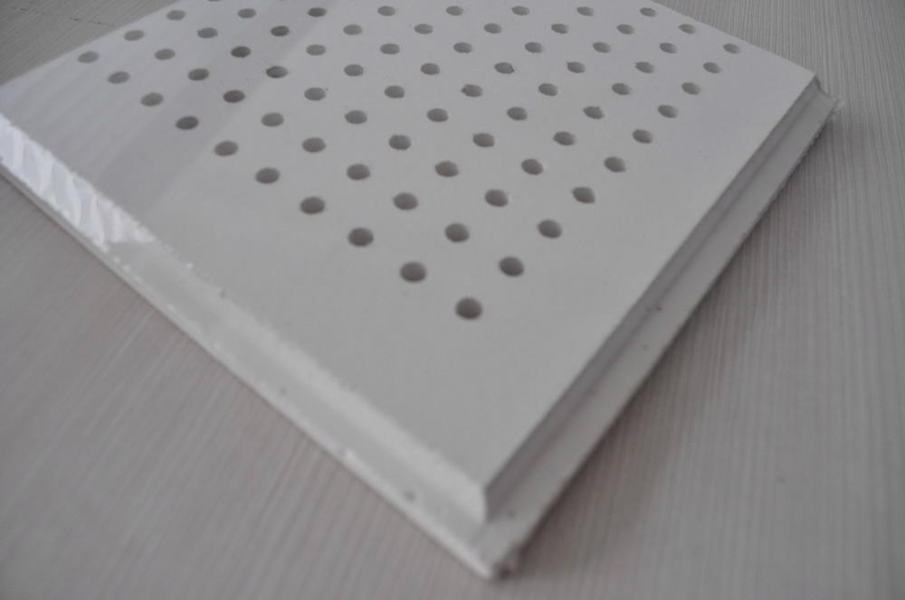 Perforated Gypsum Ceiling Tile Sinoceiling China Manufacturer
