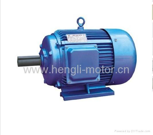 Y series three phase electric motor 1