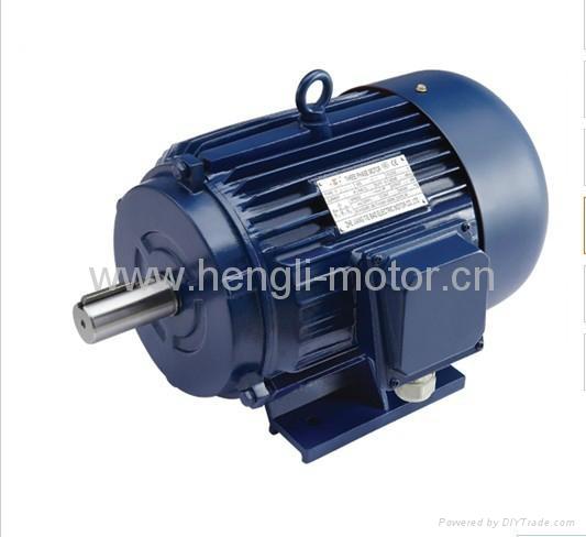 Y series three phase electric motor 3
