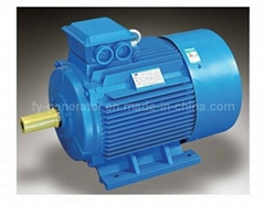 Y2 series cast iron high eff three phase electric motor