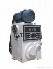 Plunger Vacuum Pump for Altitude Simulation Testing