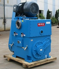 Piston Vacuum Pump used for Chemical Industry Molecular Distillation