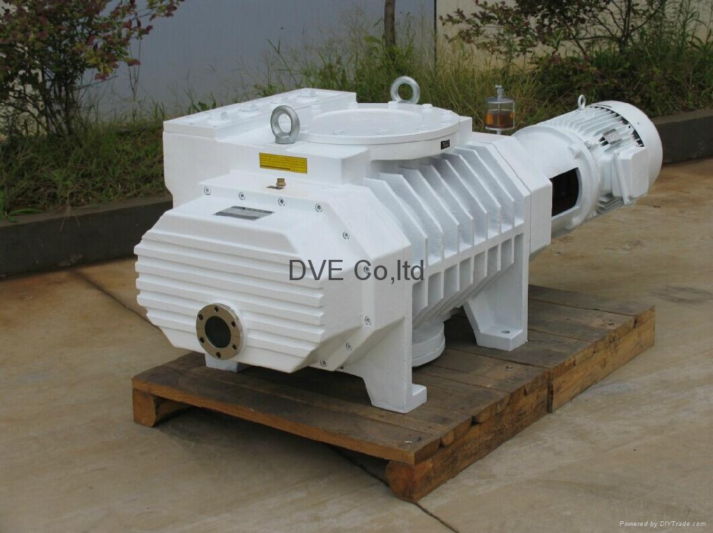 Roots Type Blower used for Vacuum Heat Treatment 1
