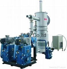 Pump System for Chemical Industry Vacuum