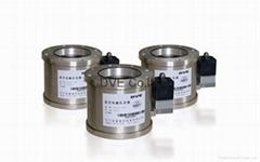 pressure differential control valve for vacuum pump