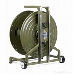 Portable Field Tactical Fiber Optic Cable Assembly