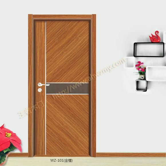 小浮雕木門 2