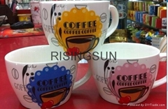 Hot sale new bone china mug
