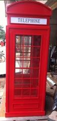 英伦电话亭