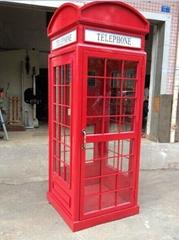 英式電話亭