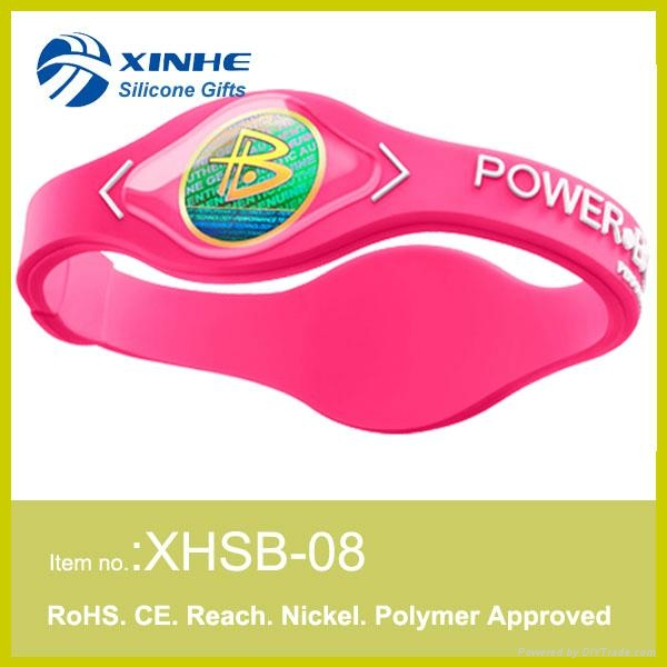 silicone power bracelet 3