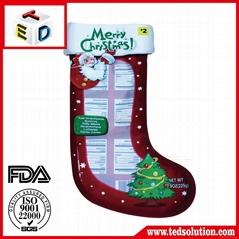 Top sale sock shape shap