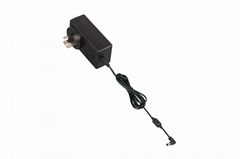2014 Wholesale China Supply CE Power Adapter 30W 12V 2A