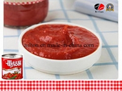 Delicious Chinese Aseptic Canned Tomato Paste Ketchup
