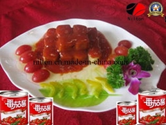Chinese Delicious Tomato Paste Ketchup in Low Price