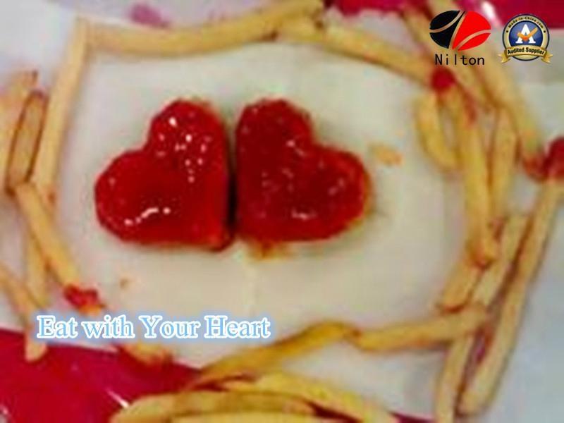 a Faithful Companion for Chips-Tomato Sauces 5