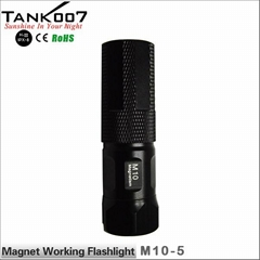 Supply Magnet Working LED Flashlight TANK007 M10