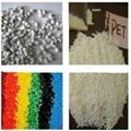 Plastic Material Pet Resin (I. V. Value: