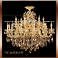 2014 New Modern Crystal Chandelier Light Fixture Crystal Pendant Ceiling Lamp  2