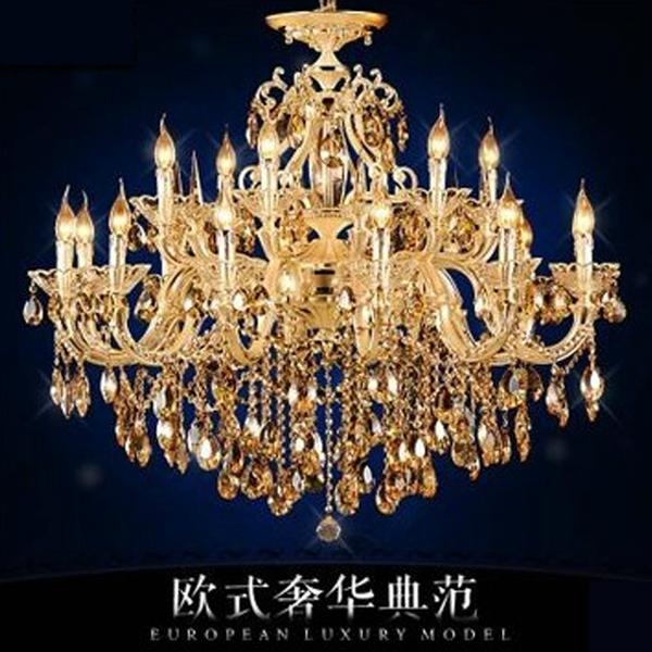 2014 New Modern Crystal Chandelier Light Fixture Crystal Pendant Ceiling Lamp  1