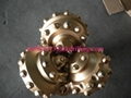 6 1/4 inch IADC: 517 TCI Tricone Bit/ Rock Bit/ Roller Cone Bits