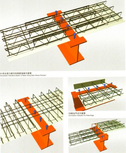 自承式鋼觔桁架樓承板 3