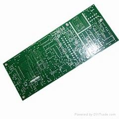 empty pcb board