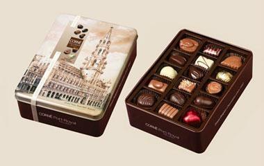 Chocolate Tin box 1