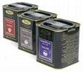 Coffee Tea Tin Box