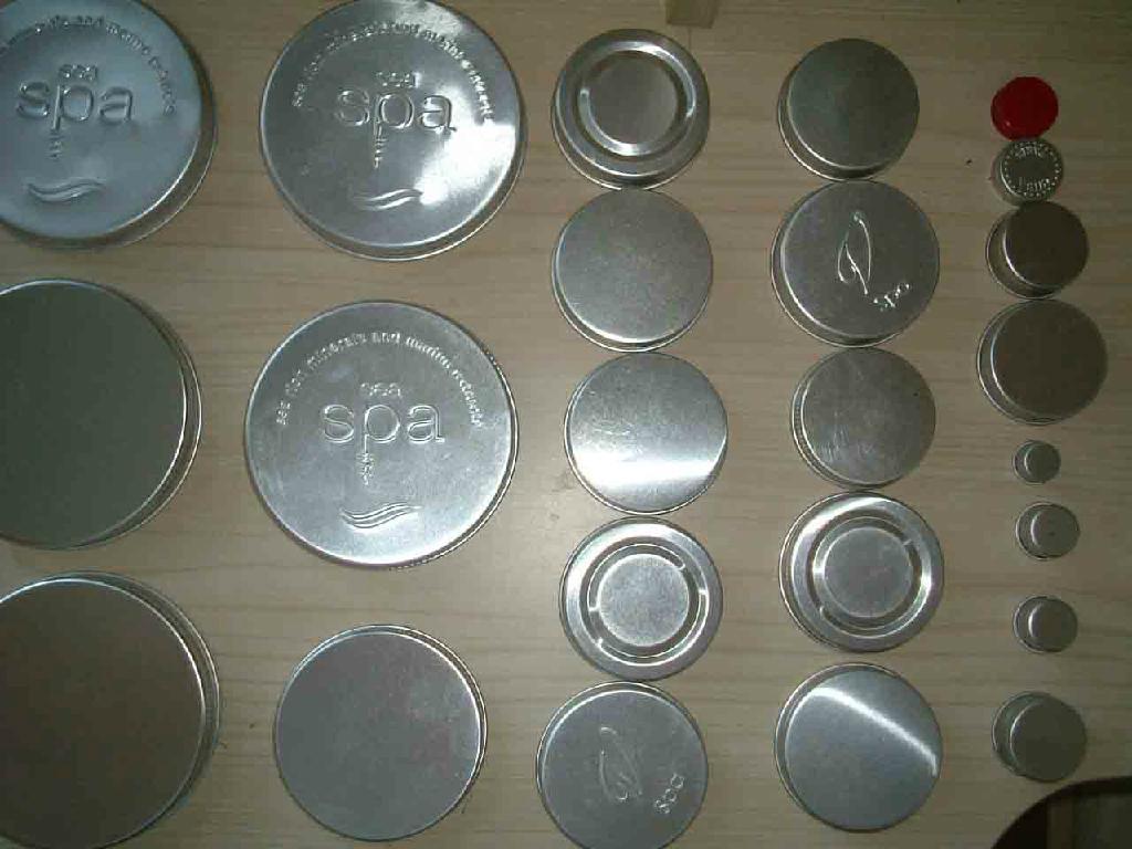 Bottle aluminium Caps  1