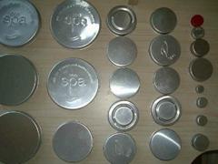 Bottle aluminium Caps