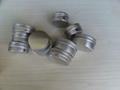 Aluminium Screw Top Tins