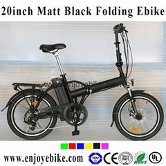 PE-TDN01Z 20inch Electric bicycles,TUV approved
