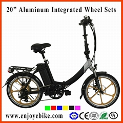 20inch folding mini electric bike bicycle motor 8fun