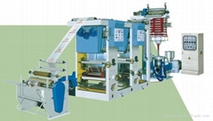 plastic Film Blowing Printing Connect-line machine equipment