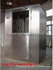 All Full Set Stainless Steel Air Shower