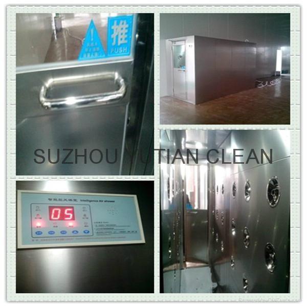 All Full Set Stainless Steel Air Shower 3