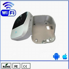 K900 Wi-Fi door chime be with PIR and