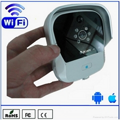 k900 be installed outdoor vandalproof and waterproof smart iHome door bell