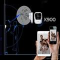 ZIGINTE k900 Wi-Fi Doorbell with Motion Sensor