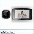 k800 5inch GSM smart door viewer with motion sensor