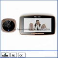 k800 smart video doorbell home smart system gsm door viewer