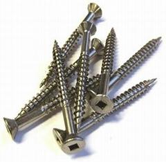 Decking Screws - Stainless Steel Decking Fasteners