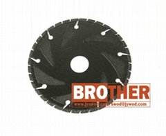 vacuum brazed diamond universal saw blade