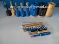 vaccum brazed diamond drill core bits