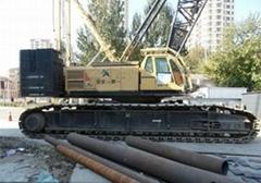 used sumitomo crawler crane SCX2500