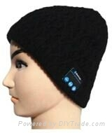Wholesale Bluetooth Knit Hat for Call and Listen Music