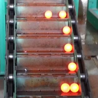 High hardness ZD-B2-a grinding ball 1